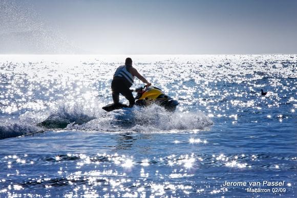 Campeonato Regional de Murcia de motos de agua