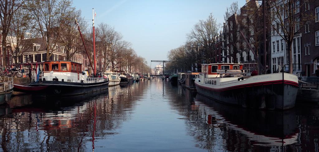 Ultima visita a Amsterdam