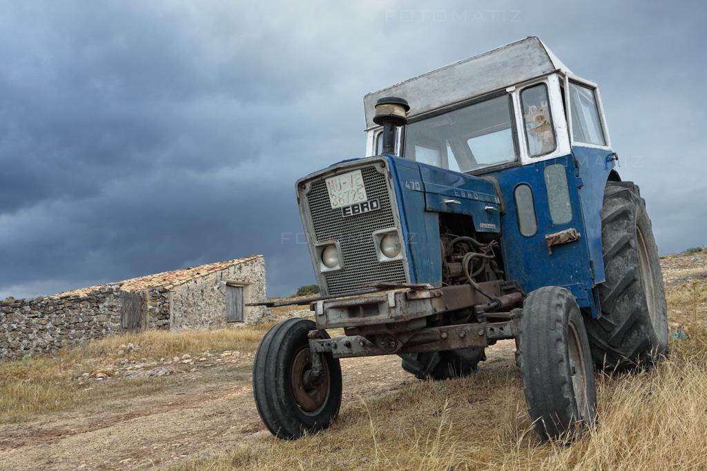 Fotografía No tengo un tractor amarillo