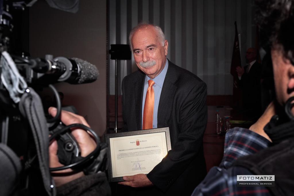 El director de la FFIS, Juan Pedro Serna