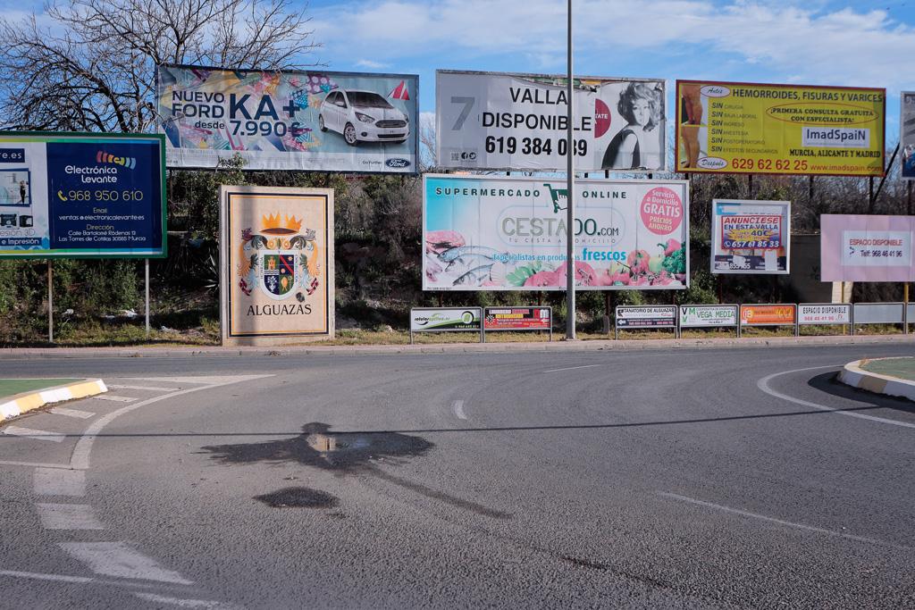 Tercera etapa a Caravaca 2017 - Alguazas - Albudeite