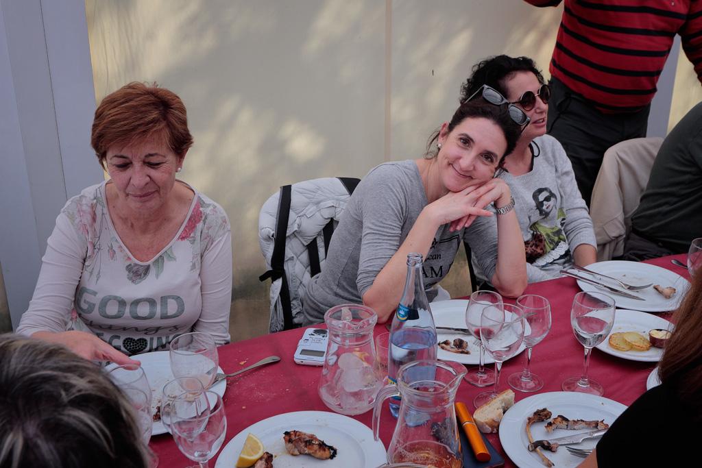 Segunda etapa a Caravaca 2017 - Contraparada - Alguazas