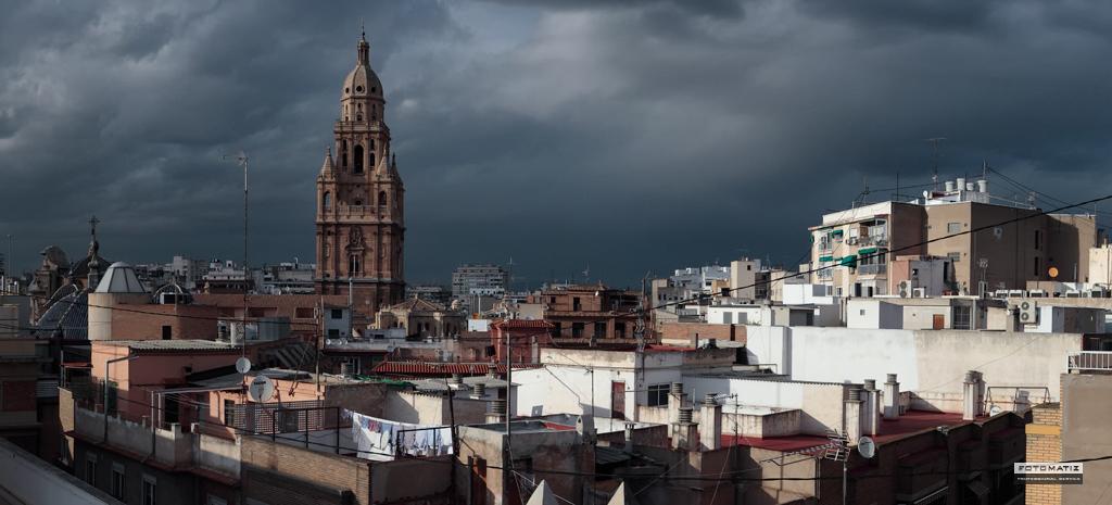 Murcia y su torre de catedral