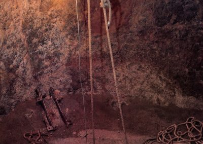 El sistema hidráulico de Santa Catalina del Monte