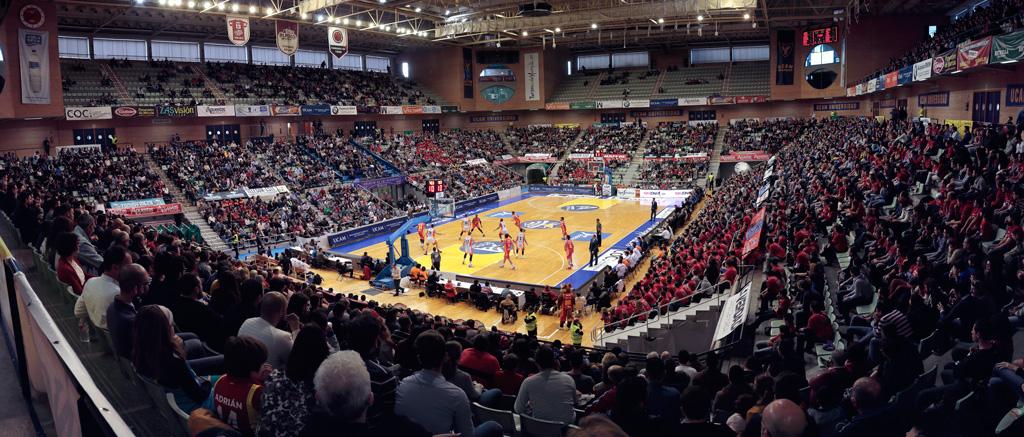El Club de Baloncesto Murcia