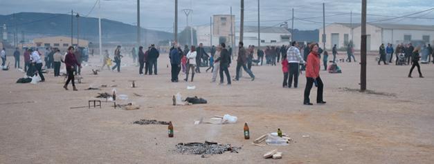 Fiestas Patronales en Yecla