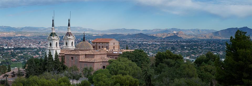 Santuario de Ntra. Sra. de la Fuensanta en Murcia