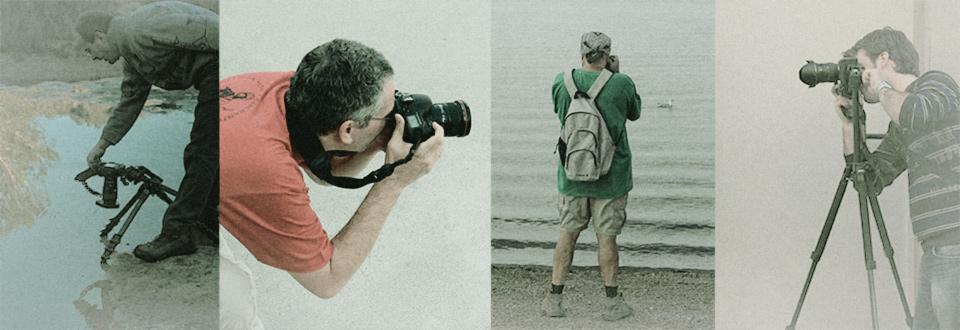 Nuestros talleres y cursos de fotografía