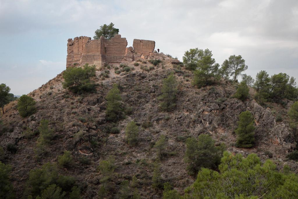 Castillo de Verdolay o Castillo de la luz