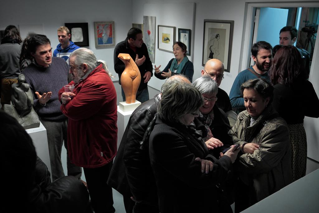 Change Art Gallery en Progreso 80