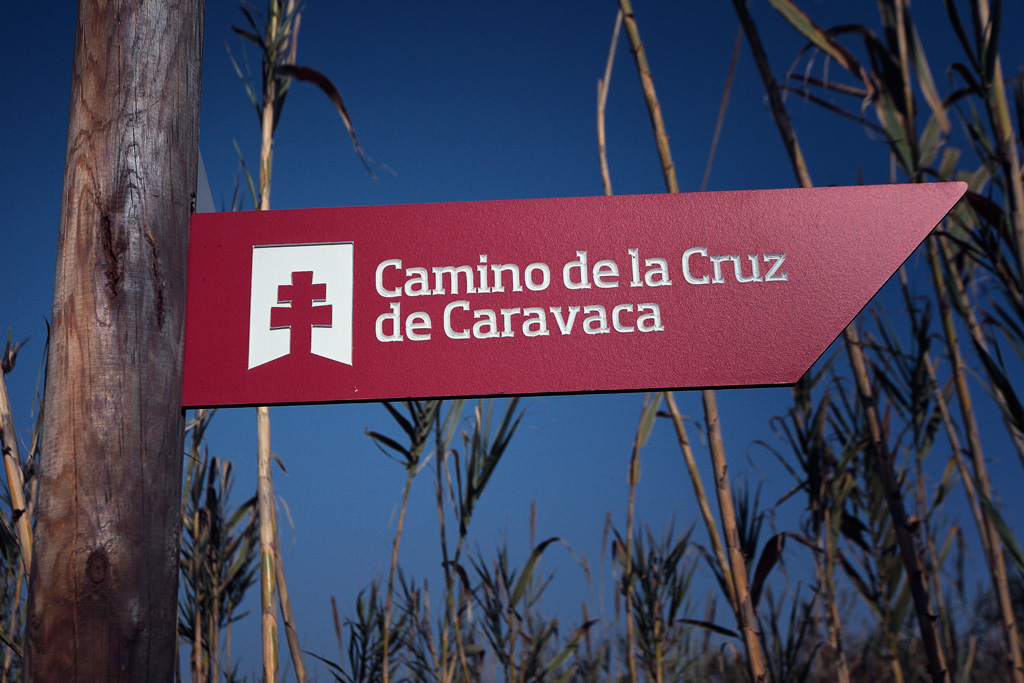 Segunda etapa camino a Caravaca de la Cruz