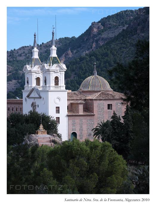 Santuario Ntra. Sra. de la Fuensanta en Algezares